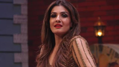 Raveena Tandon reacts on remix of Akhiyon Se Goli Maare