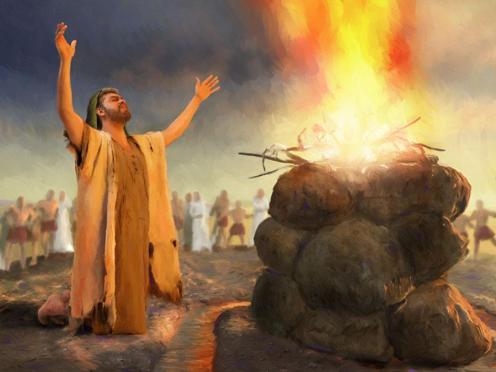 Resultado de imagem para profeta elias