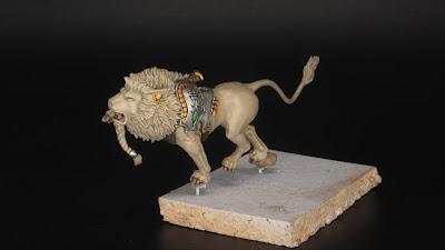 White Lion (WIP)