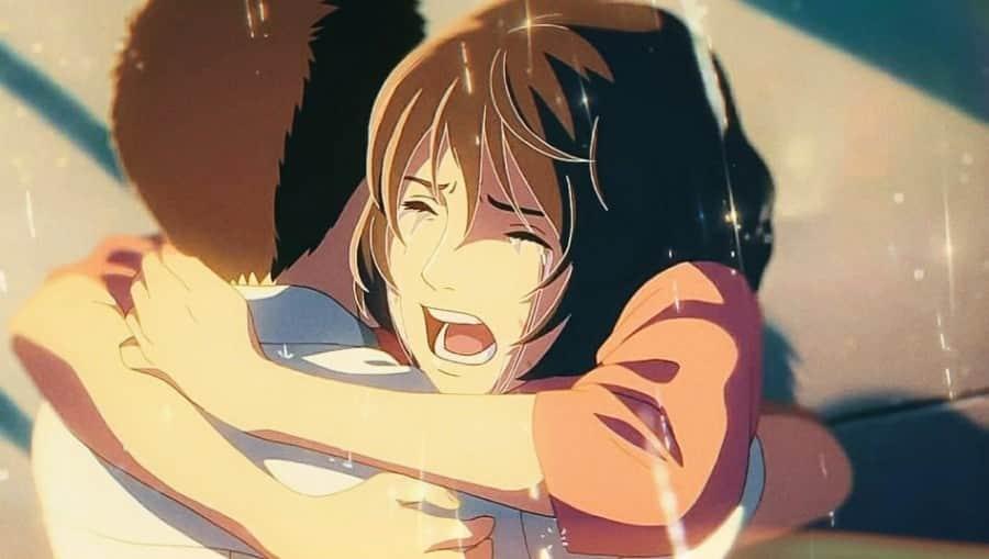 sad anime movies lik your name, Anime romance movies