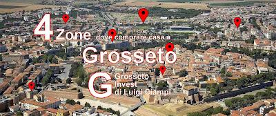 Le 3 zone dove comprare casa a Grosseto | Grosseto Invest di Luigi Ciampi👈