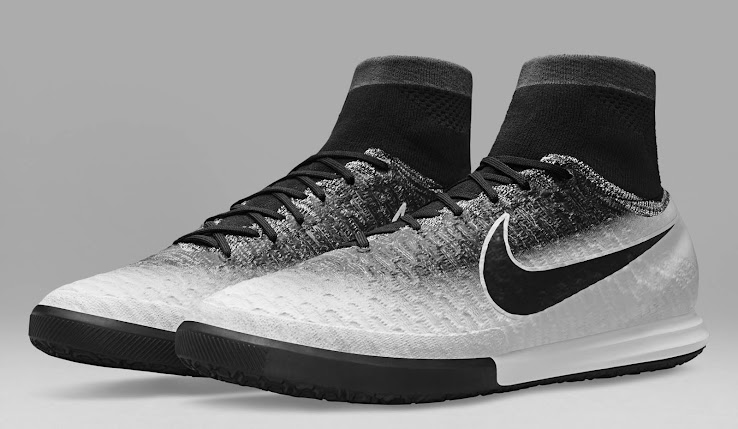 eba647ba6 White   Black Nike Magista X 2016 Radiant Reveal Boots Released ...