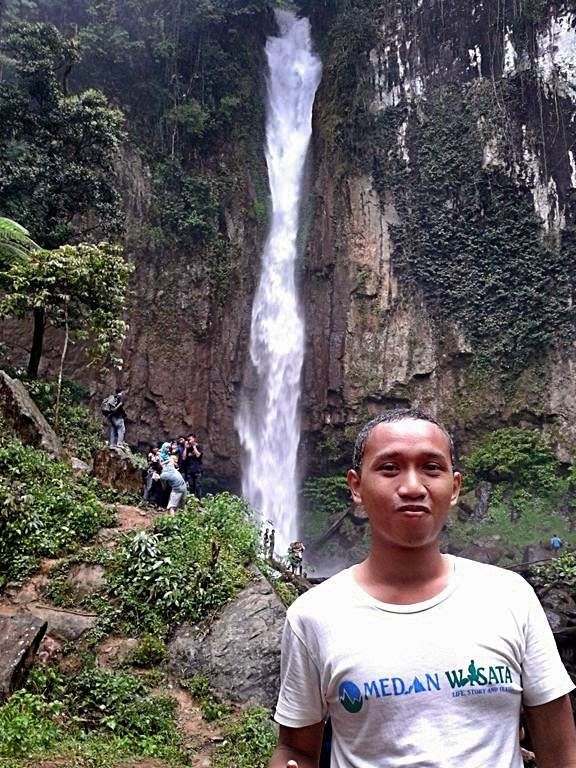 Air Terjun Saringgana