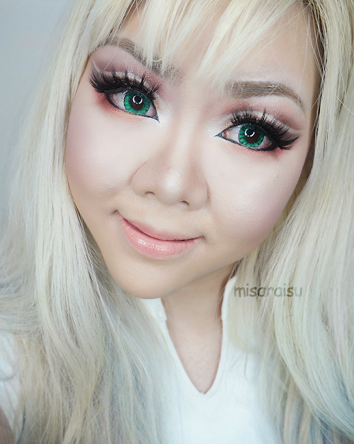 vassen crystal circle lens review