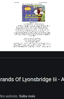 Brands Of Lyonsbridge III A DAMA DA MEIA-NOITE - Ana Seymour
