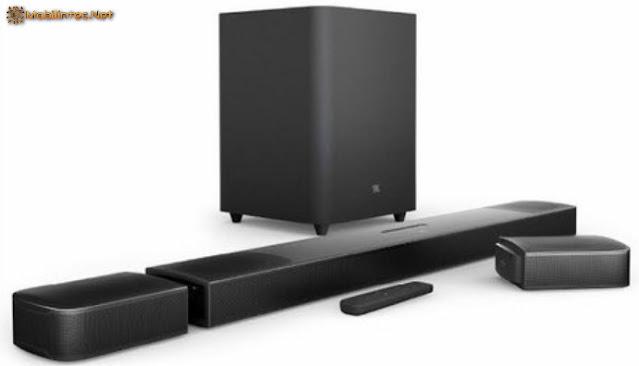 JBL Bar Soundbar 9.1