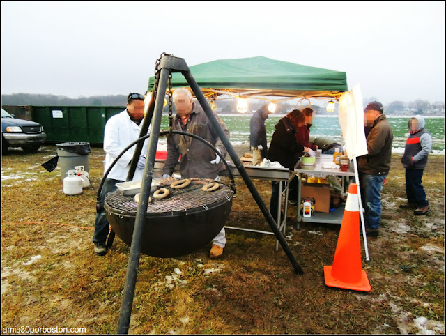 Comida:Old Newbury Bonfire