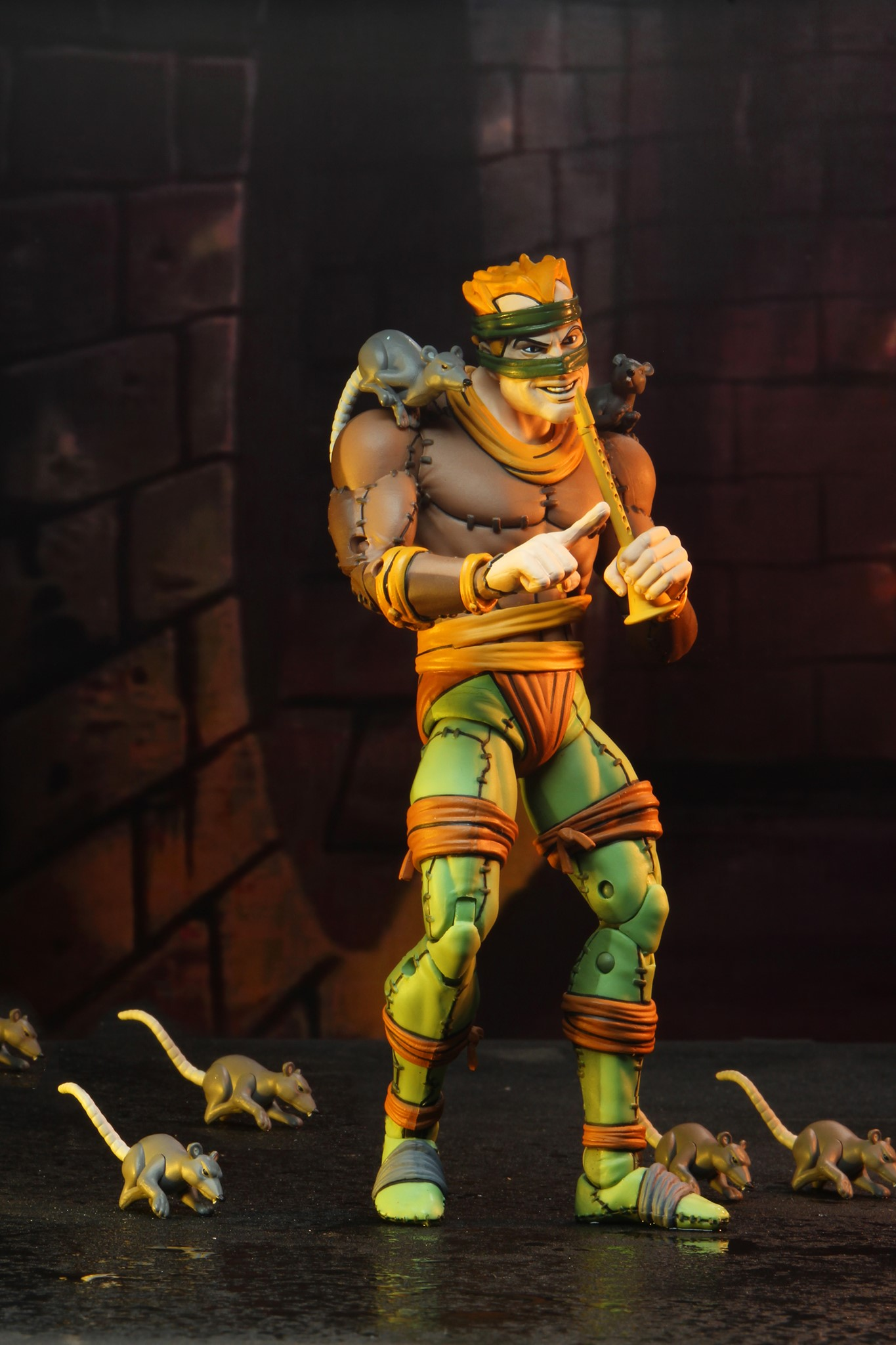 Rat King and Verson Fenwick 2-Pack NECA