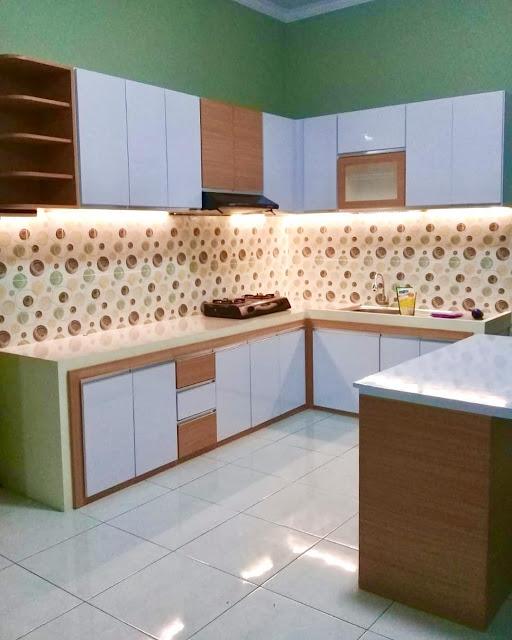Jasa Kitchen Set Sidoarjo Minimalis