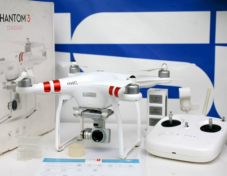 Drone Bekas DJI Phantom 3 Standart | Jual Beli Laptop ...
