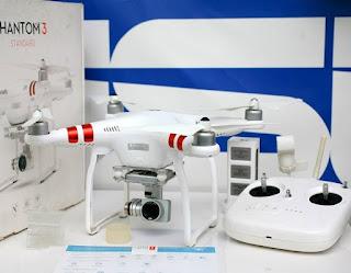 Drone Bekas DJI Phantom 3 Standart