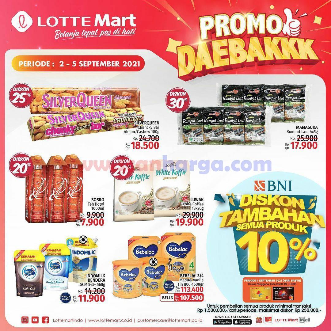 Katalog Promo Lottemart Weekend 2 - 5 September 2021 4