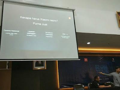 Seminar Xiaomi