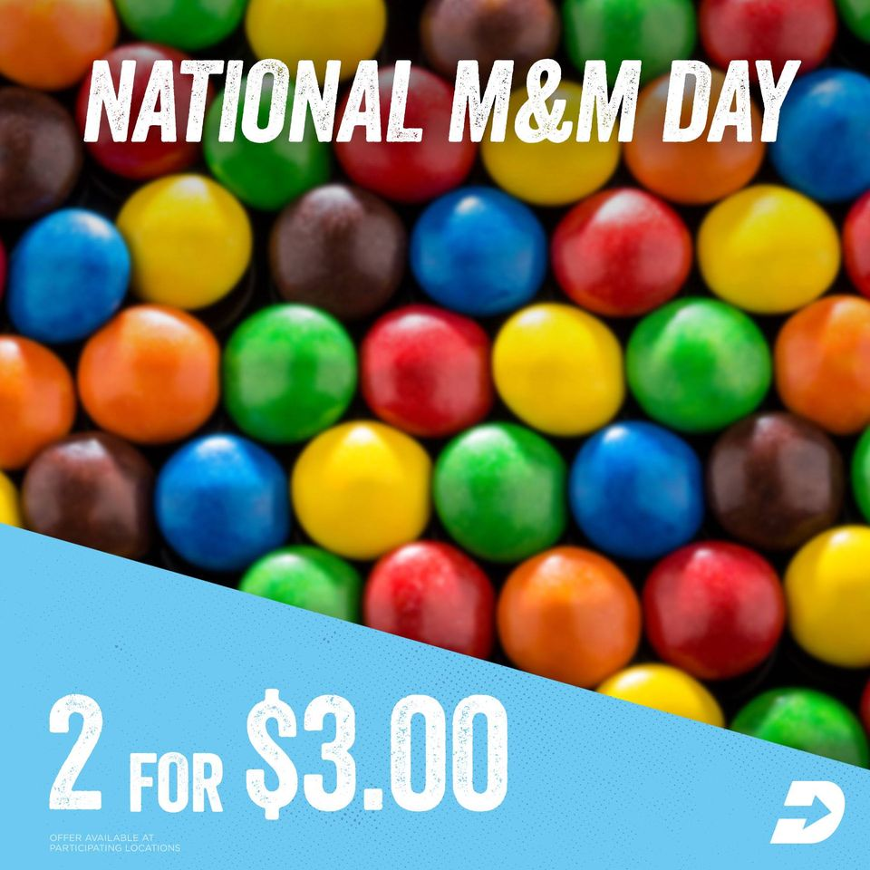 National M&M Day Wishes Lovely Pics