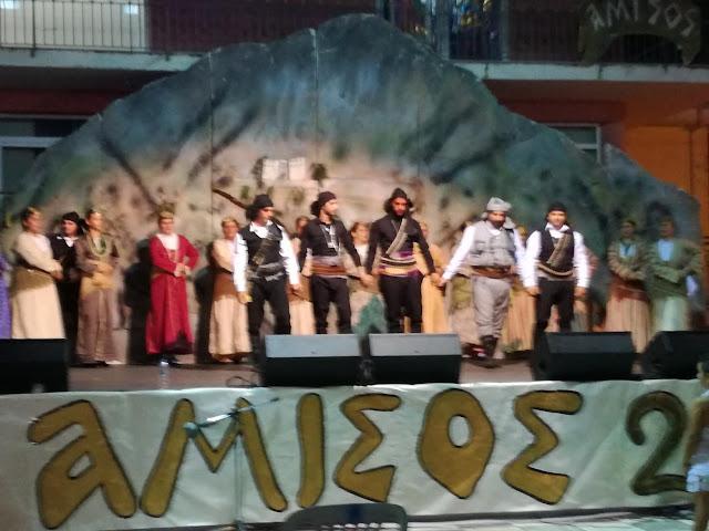 Πρέβεζα: Με επιτυχία και με πολιτικές παρουσίες η προχθεσινή πολιτιστική εκδήλωση στην Ν.Σαμψούντα