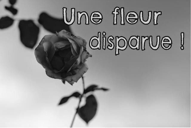 une fleur disparue | poèmes & poésie d'amour