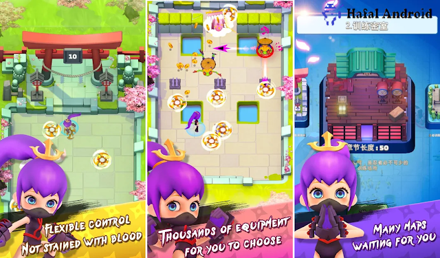 Game Battle Of Ninja Android