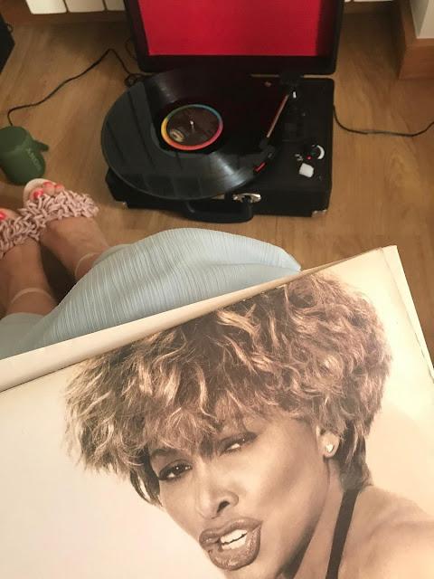 Vinil da Tina Turner
