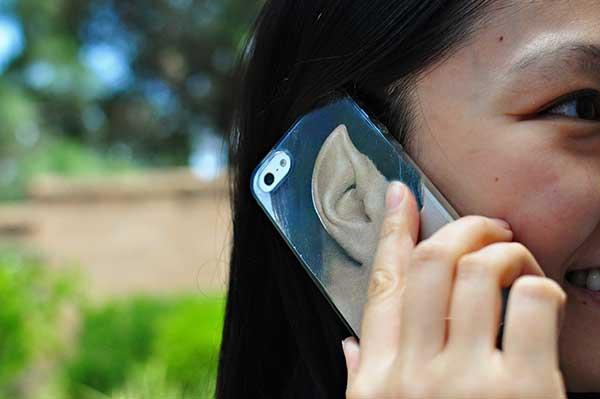 Tunear un Iphone 5 5G con la Oreja de Star Trek