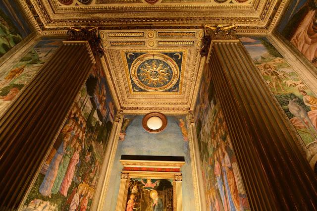chapelle des Mages palazzo Medici Riccardi