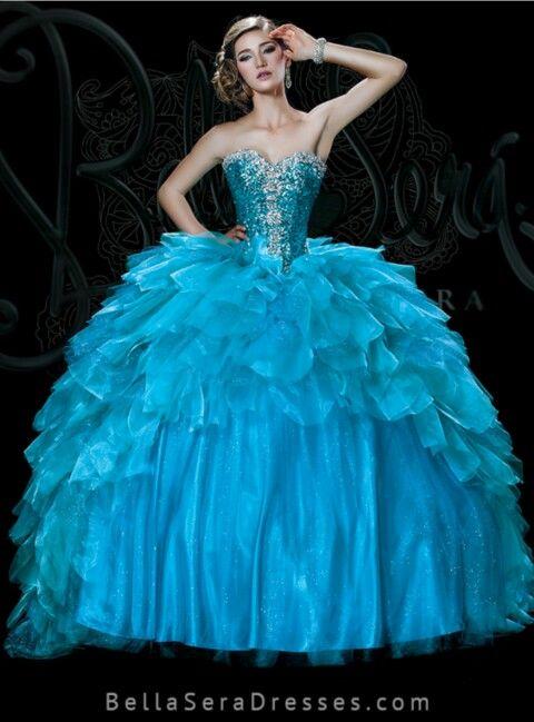 Los Mejores Vestidos Modelos De Vestidos Para Quince Años