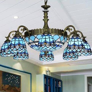 Ấn tượng với những mẫu đèn chùm cao cấp nhập khẩu đẹp nhất hiện nay