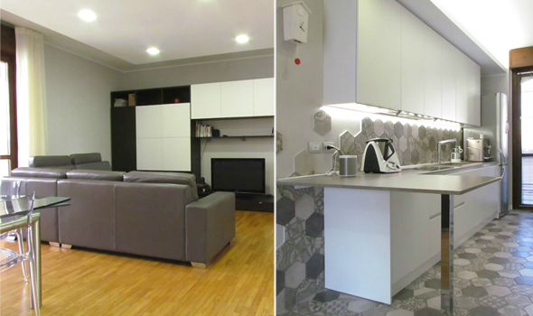 casa moderna, home relooking, restyling