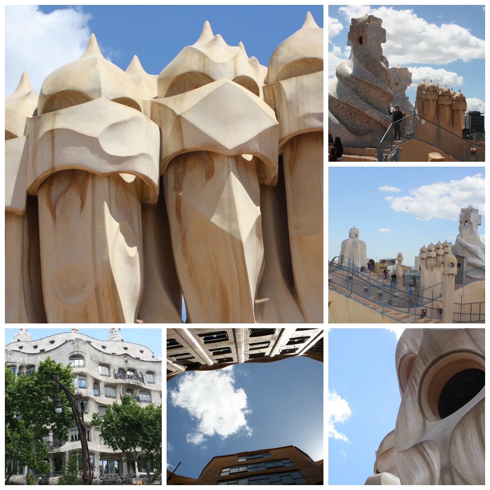 La-Pedrera-Barcelona-holiday-Gaudi