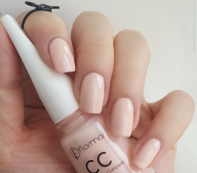 Flormar CC Correct & Conceal 002 Oje