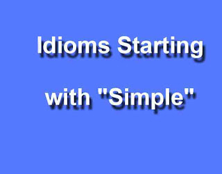 "Phrases Starting with ""Simple"""