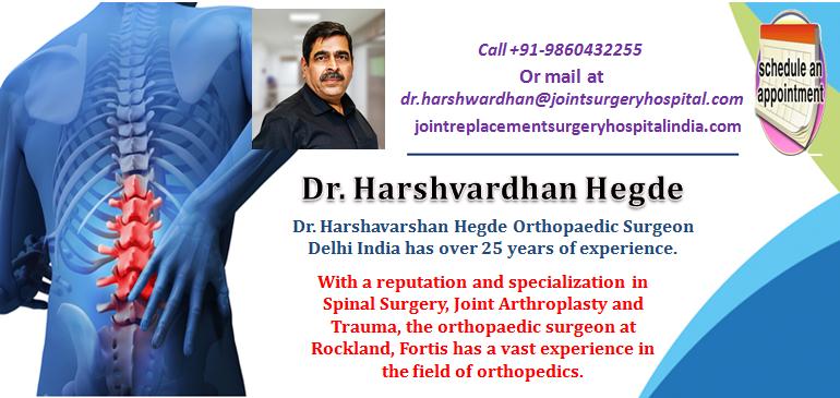 Dr Harshvardhan Hegde