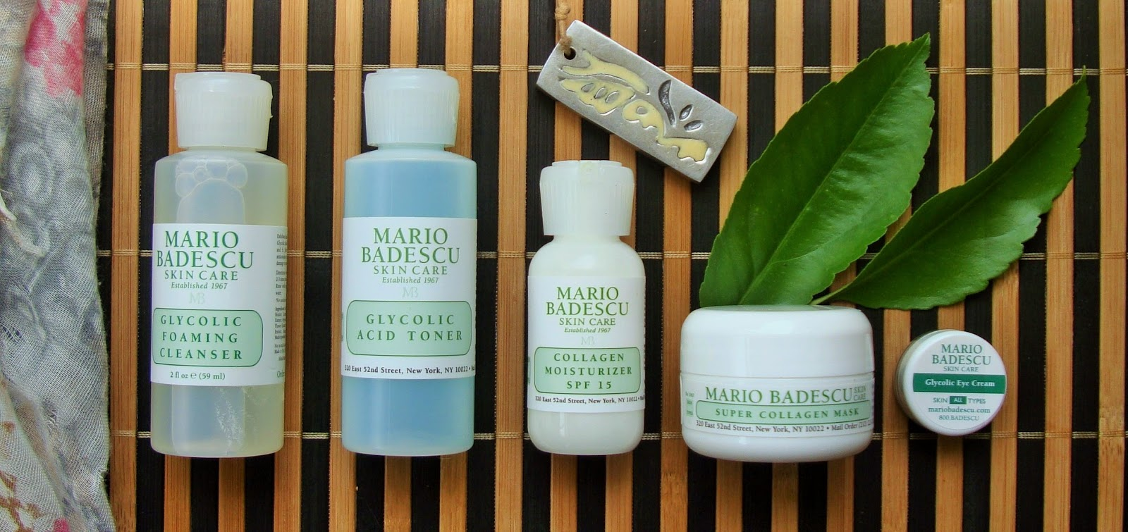 Little White Truths Mario Badescu Glycolic Acid Toner Review