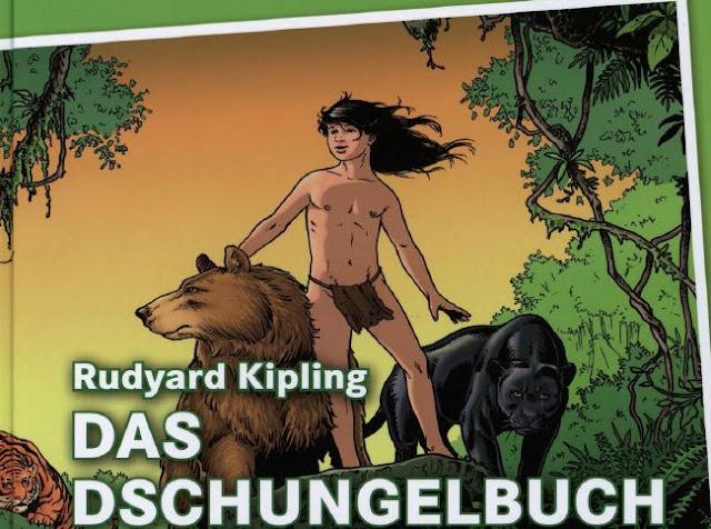 قصة المانية قصيرة ماوكلي فتى الأدغال