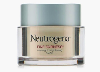 Neutrogena Overnight Brightening Cream.