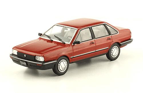 Volkswagen Carat CD 1987 1:43, autos inolvidables argentinos 80 90
