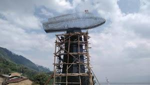 Mengenang Tragedi Kapal KM Sinar Bangun, Pemkab Simalungun Resmikan Monumen di Tigaras