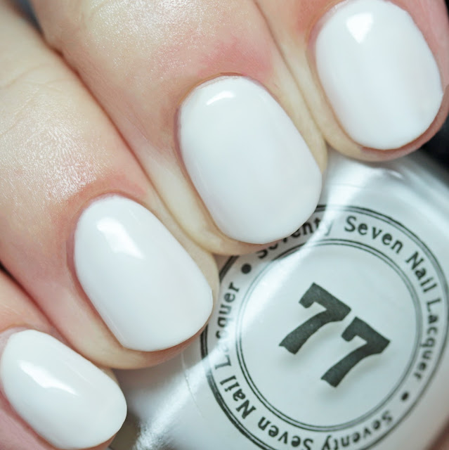 Seventy-Seven Nail Lacquer Ice, Ice Cream Baby