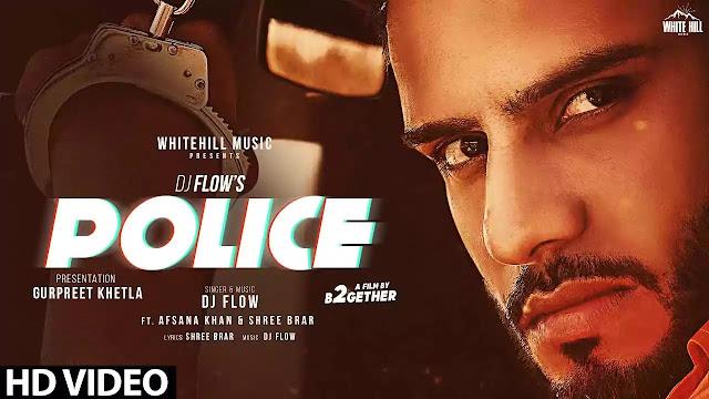 POLICE LYRICS – DJ FLOW