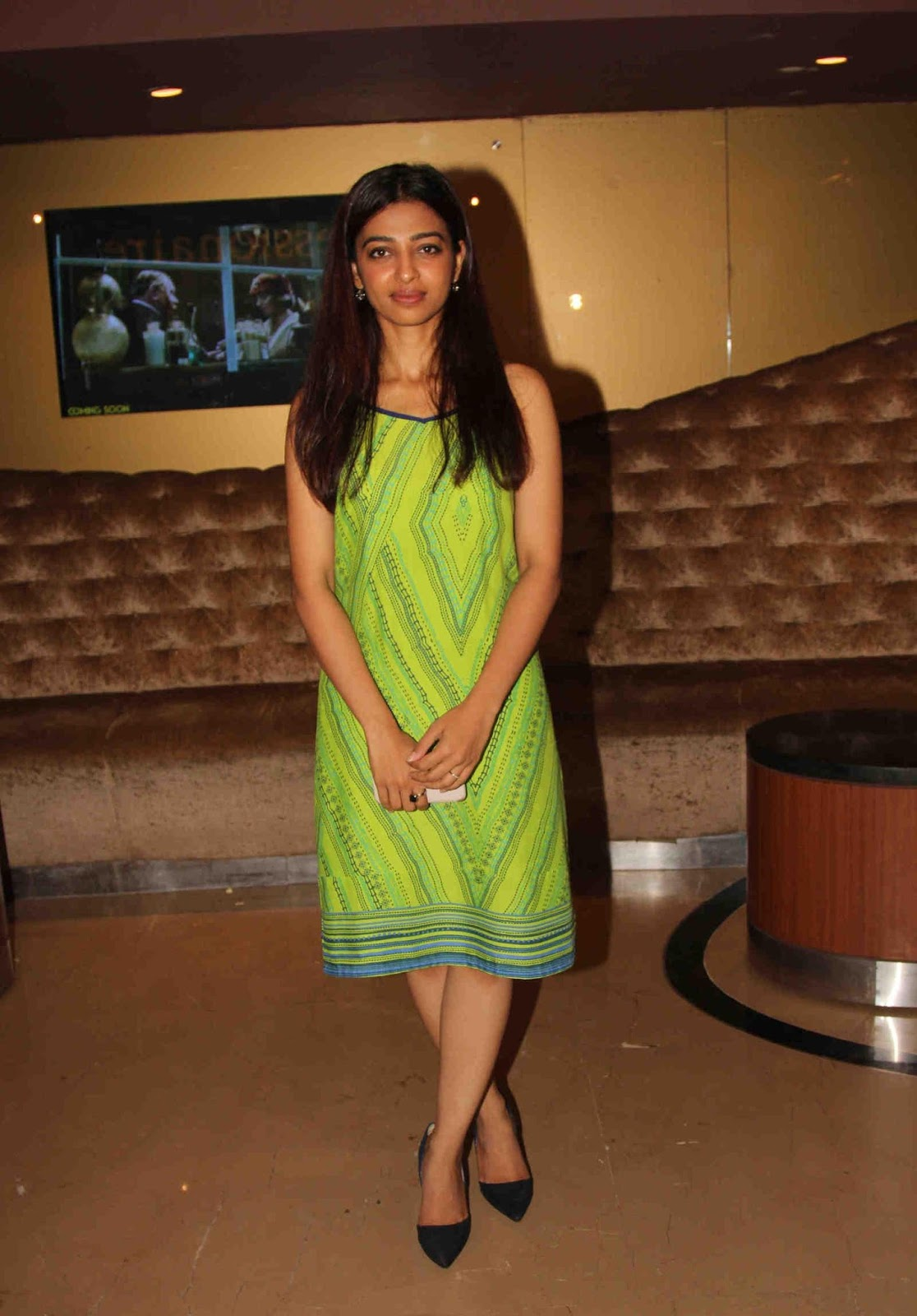 Glamorous Radhika Apte Without MakeUp Photos
