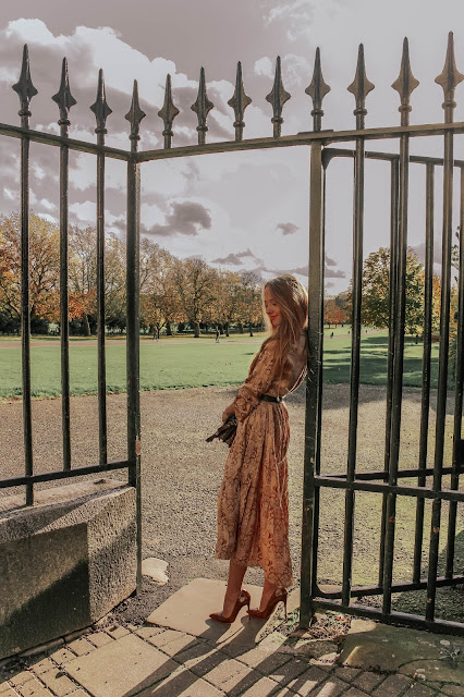 Luxury London Fashion Blog Autumn Styling 2019