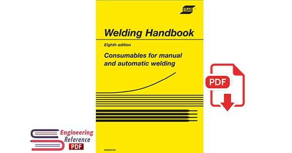Esab Welding Handbook Eighth edition