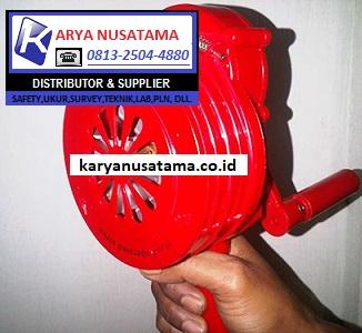 Jual Hand Operated Siren Lk 100 Plastik di Jember