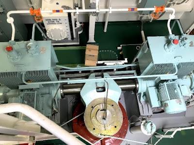 Судовые рулевые электроприводы - виды приводов, режимы работы, требования