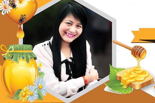 Bông hoa đẹp Phạm Thị Thắm