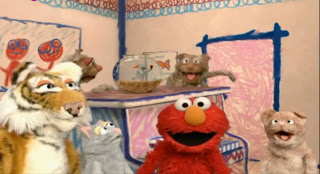 Elmo's World Cats song
