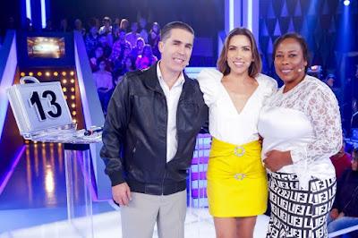 Patricia, Silmara e o marido Paulo (Foto: Gabriel Cardoso)