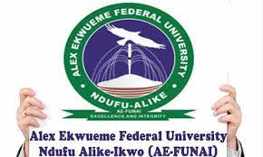 AEFUNAI STUDENT PORTAL PROCESS FLOW  - How to Use the School Portal for those ADMITTED 2020/2021