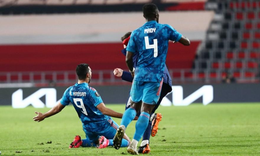 Αϊντχόφεν - Ολυμπιακός 2-1: Η κριτική των παικτών!