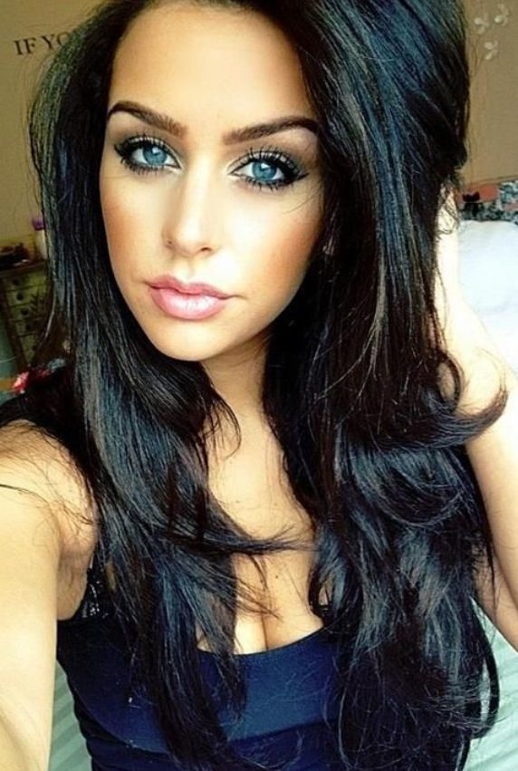 10 Beautiful Dark Hair Colors That Will Work On You Hair