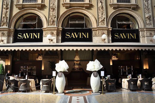Ristorante Savini (Milan): where mindblowing salata brings la dolce vita
